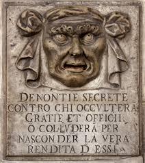 bocca leone palazzo ducale venezia