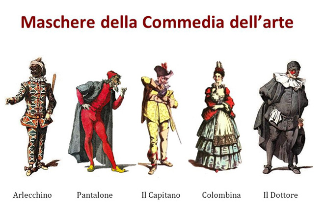 commedia del arte essay Commedia dell'arte essay - commedia dell'arte commedia dell'arte is a truly popular form of theatre - of the people, by the people, for the people discuss this statement with specific examples of commedia dell'arte scenarios, stock characters, performance features and circumstances.