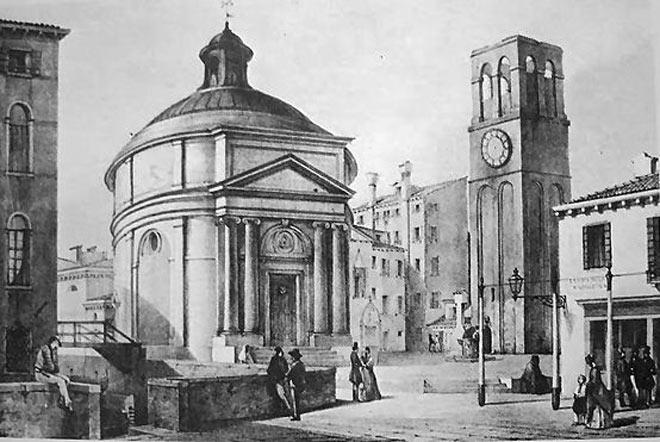 chiesa massonica