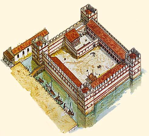 palazzo ducale origini