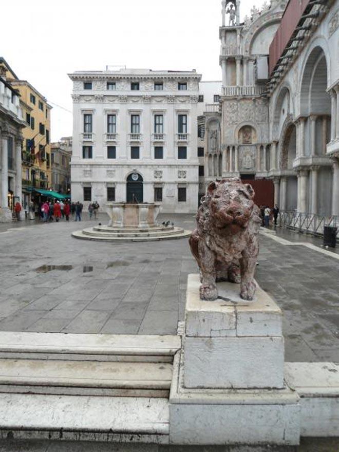 piazzetta leoncini piazza san marco