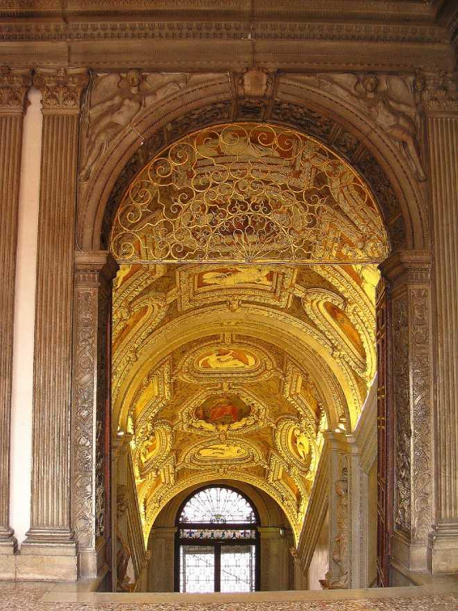 scala d'oro palazzo ducale venezia