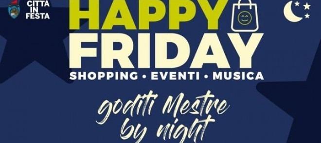 Happy friday goditi mestre by night evenice - Happy casa mestre ...