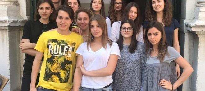 i_giovani_ciceroni_della_1deg_a_del_liceo_marco_polo