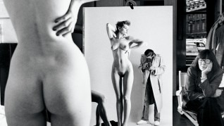helmut newton self portrait