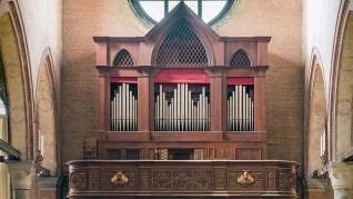 organo madonna dell'orto