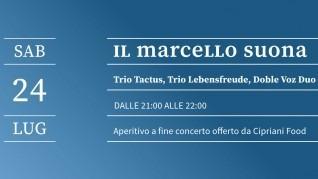 trio tactus trio lebensfreude doble voz duo
