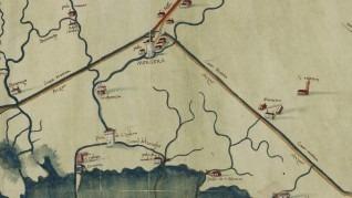 Marghera antica piantina 1520