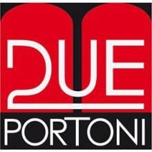 Simbolo del Due Portoni, locale sede dell'Associazione Circolo Sportivi